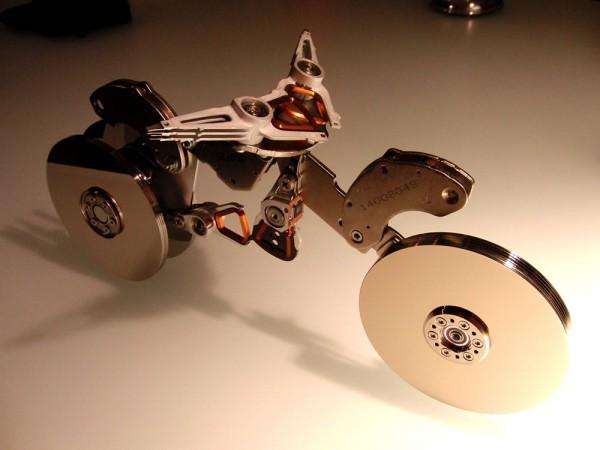 Motorbike (Hard Disk)